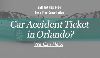 Car Accident Ticket Orlando